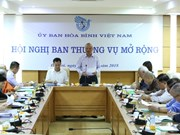 Vietnam looks for strengthened friendship with int'l peace organisatio