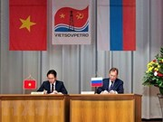 Vietnam, Russia oil and gas firms step up cooperation