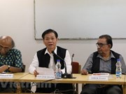 Film screening brings Vietnamese culture to Indian friends