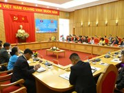 Vietnam, Laos boost cooperation in youth, women, trade union affairs
