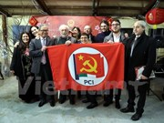 Vietnam attends first congress of Italian Communist Party