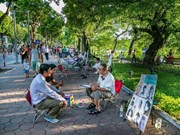 Tourist arrivals to Hanoi up 10 pct in first half