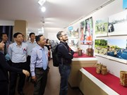 Exhibition highlights 20-year development of central, Central Highland