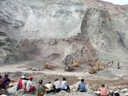 Landslide at Myanmar jade mine kills at least 15, injures 45