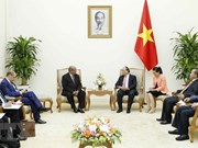 Algerian newspaper highlights FM Abdelkader Messahel's Vietnam visit