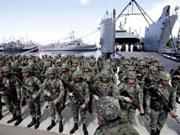 Philippines, Australia begin joint drills in Sulu Sea