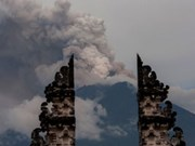 Indonesia: Bali's tourism unaffected by volcanic eruption