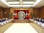 Vietnamese parliament treasures partnership with Lao counterpart