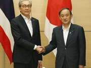 Japan, Thailand strengthen trade partnership