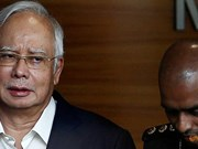 Former Malaysian PM's bank account unfrozen