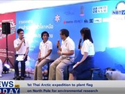 Thai expedition to plant flag on North Pole for environmental research