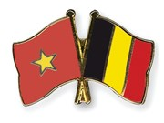 Greetings sent to Belgian leaders on their National Day