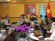 Int'l conference to be held to improve Vietnam's peacekeeping capacity