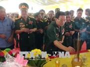 Requiem commemorates heroic martyrs in Quang Tri