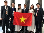 Vietnamese students win gold at 2018 Int'l Biology Olympiad