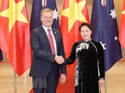 Top legislator holds talks with Speaker of Australian lower house