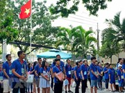 HCM City: youth camp promotes pride in national seas, islands