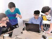 Startup Space for young people inaugurated in HCM City