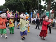 Huge street festival to take place in Hanoi this weekend