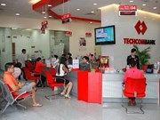 Techcombank's pre-tax profit doubles in first half