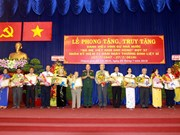 HCM City recognises 44 heroic mothers