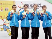Vietnam gain one more gold at ASEAN Schools Games