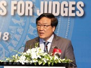 Vietnam, Singapore to intensify judicial cooperation