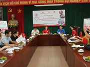 Vietnam Red Cross camp to take place this August