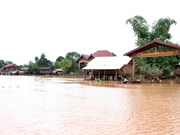 No Vietnamese reported missing in Lao dam collapse