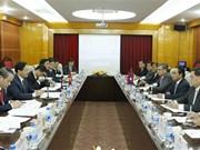Vietnam, Laos intensify cooperation in inspection work