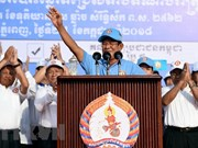 Cambodia: Campaign for July 29 general election ends