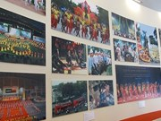 Photo exhibition on Hanoi's development after 10 years of expansion