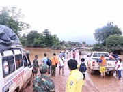 Lao dam collapse: more residents evacuated from flooded areas