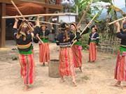 Cong ethnic people make efforts in preserving folk art