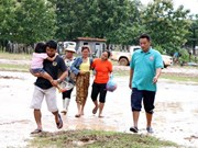 EVN offers support to victims of Lao dam collapse