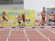 Int'l Track & Field – Vietnam Open 2018 concludes in HCM City