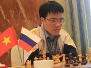 Liem attends Super Grandmaster Chess event in China