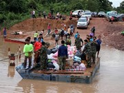 Thai government calls on people to donate for Lao victims of dam break