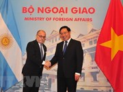 Argentine Minister comments on ties with Vietnam