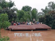Vietnam continues aid to victims of Lao dam collapse