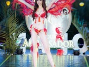 Vietnam's representative shines at int'l tourism pageant