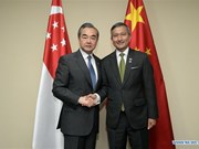 China, Singapore agree to uphold multilateralism, free trade