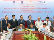 PetroVietnam signs deals on Sao Vang-Dai Nguyet gas field exploitation