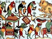 Dong Ho folk painting expected to be revitalised