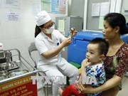 Hanoi reports abnormal rise in measles cases