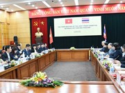 Vietnam, Thailand agree on measures to boost bilateral trade