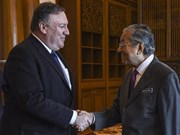 US Secretary of State meets with Malaysian PM