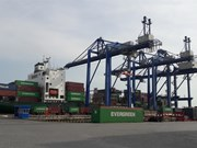 Ministry plans to limit cargo at HCM City port
