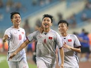 Vietnam's U23s win second consecutive victory