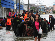 Thailand braces for flooding in southwestern region